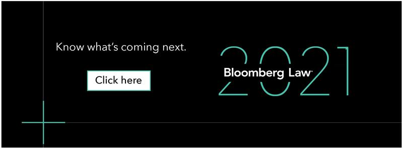 Bloomberg Law 2021